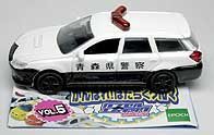 1/72 SUBARU LEGACY TOURING WAGON PC 002-02