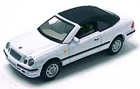 BENZ CLK SoftTop  001-01