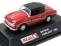 REAL-X DATSUN FAIRLADY 1200 001-0