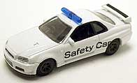 Nissan SKYLINE GT-R R34 Safety Car 001-01