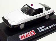 REAL-X MAZDA RX-7 SA22C PC 001-01