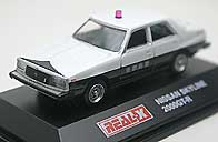 REAL-X Nissan SKYLINE SEDAN 2000GT TURBO PC 002-01