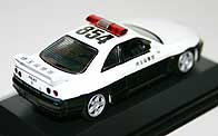 REAL-X Nissan Skyline GT-R R33 PC 001-03