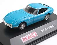 REAL-X TOYOTA 2000 GT 001-0