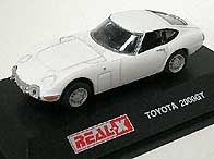 REAL-X TOYOTA 2000 GT  002-01