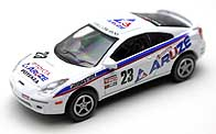 REAL-X TOYOTA CELICA 001-01